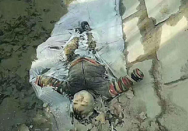 uyghur-kids-died-in-water-frozen